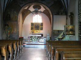 Kościół św. jana jerozolimskiego za murami w poznaniu3