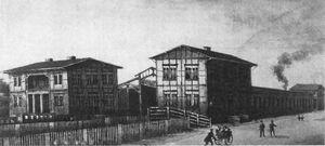 Dworzec Jeżycki 1861