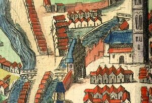 Brama Wodna 1618