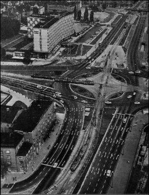 1973 Rondo Kopernika