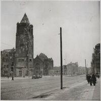 Z11206926Q,Rok-1945--Zamek-Cesarski