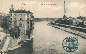 Gazownia na pocztówce