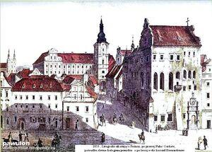 Pałac Górków z