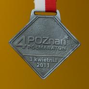 4 poznan polmaraton awers