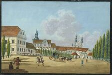 Poznań Al Wilhelmowskie Alberti