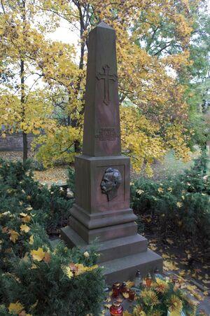 Hipolit cegielski pomnik