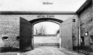 Brama Młyńska