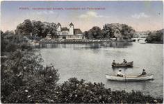 Park Sołacki - Pocztówka