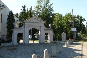 Cmentarz Bozego Ciala