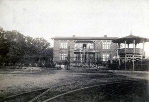 Dworzec Jeżycki budynek