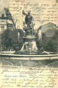 Plac Cyryla Ratajskiego - Pocztówka