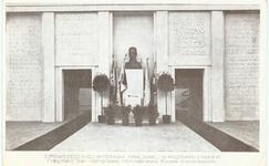 Fragmant Sali Honorowej Ministerstwa Spraw Wojskowych - Pocztówka