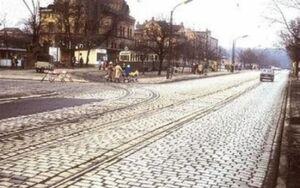 Stara Rzeźnia - tramwaj