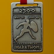 11 poznan maraton awers
