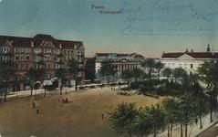 Plac Wolności - Pocztówka ( kolor2 )