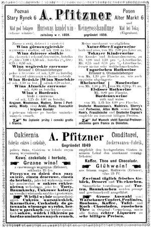 A Pfitzner anons 1893
