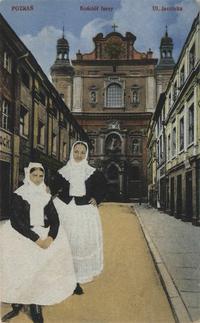 Kościół Farny - pocztówka