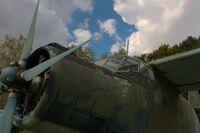 Muzeum Uzbrojenia AN-2 kabina