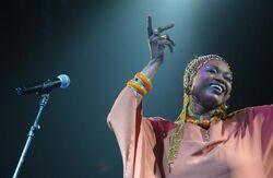 Ethno Oumou Sangare