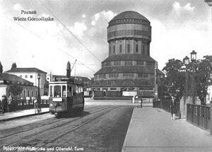 Wieża Górnośląska - 1940