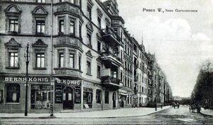 Neue Gartenstrasse 1911