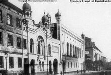 Synagogi Dominikańska