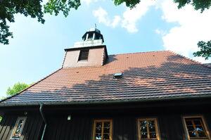 Kościół Matki Boskiej Królowej Korony Polskiej dach