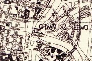 Most Chwaliszewski plan 1938