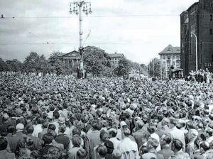Czerwiec 56 Plac Mickiewicza