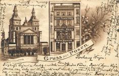 Dom Towarowy - Pocztówka