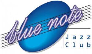 Blue note logo