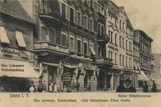 Keiser Wilhelmstrasse