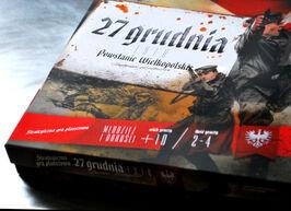 27 grudnia 1918 - gra planszowa - okładka
