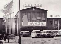 Dworzec Centralny 1972