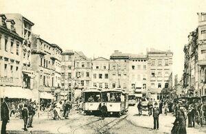 Stary Rynek - pierzeja wschodnia