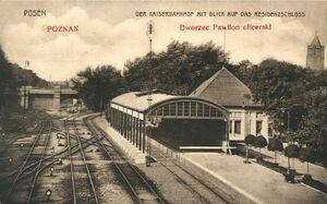 Dworzec Pawilon Oficerski