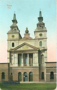 Dom - Pocztówka