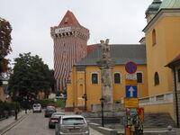 Zamek Królewski tzw. Gargamela
