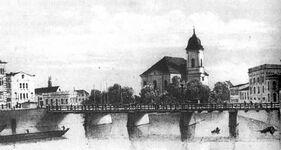 Most Chwaliszewski 1871