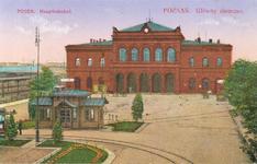 Dworzec Główny - Pocztówka