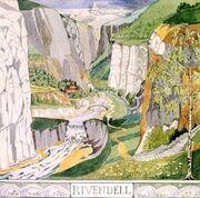 Rivendell illustration