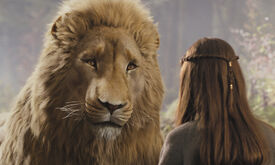 Aslan-talks-to-Lucy-Pevensie-about-what-lies-ahead-in-her-adventure