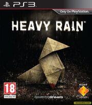 Heavy Rain Box Art