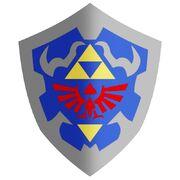 Triforce shield