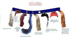 Sue scalp belt
