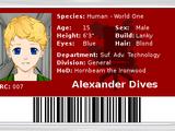 Alex Dives