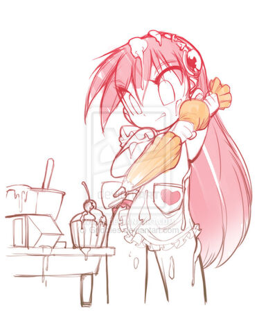 File:Behania s first cupcake by griddles-d3gg2h5.jpg