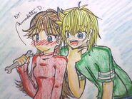 Jimmy two shoes and heloise anime by marionettej2x-d5kmjvj
