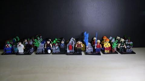 Lego DC SuperHeroes Young Justice Sheng Yuan Bootleg Review