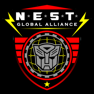 Autobot Logo Nest by Vampyr Graphics
